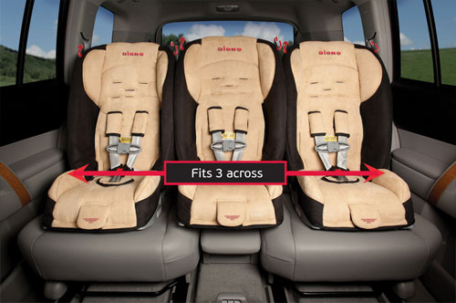 Diono Radian R100 Car Seats - Free Shipping
