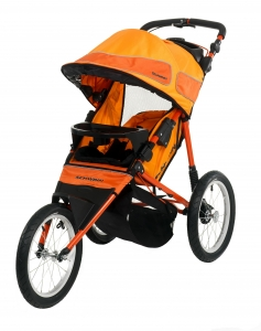 Schwinn Safari TT All Terrain Stroller Model 13-SC304 - 2008 Models