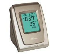 Zewa MFM-007 Blood Pressure Monitor and Tabletop Alarm Clock