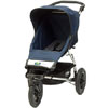 Mountain Buggy 100-558 Urban Single Jogging Stroller, Navy