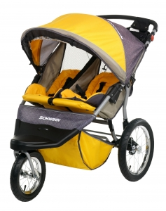 Schwinn Free Wheelere ST Jogging Stroller Model SC801 - Free Shipping!