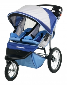 Schwinn Free Wheelere ST Jogging Stroller Model SC802 - Free Shipping!