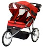 Schwinn Free Runner ST 2 Double Jogging Stroller Model 13-SC411A - 2008 Models!