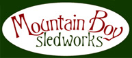 Mountain Boy Sledworks Sleds and Wagons - FREE SHIPPING!