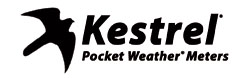 Kestrel Pocket Weather Meter