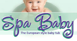 Spa Baby - The European Style Baby Tub