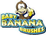 Baby Banana - Brushes and Teethers