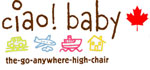 ciao! baby portable high chairs