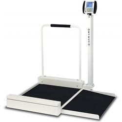 Detecto 6495 Digtal Wheelchair Scale 800 lb x 0.2 lb