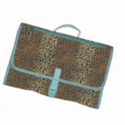 Kalencom 1741 Quick Change Kit - Leopard - Teal