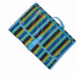 Kalencom 1741 Quick Change Kit - Monkey Stripes- Blue
