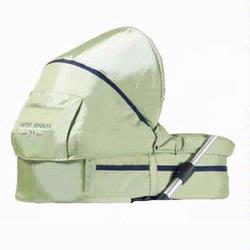 Mutsy COTCOLIME Stroller Carrycot - College Lime
