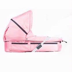 Mutsy COTCOPINK Stroller Carrycot - College Pink