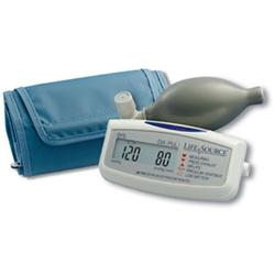 FREE LifeSource UA-704 Digital Blood Pressure Monitor with the purchase of any RESPeRATE Blood Pressure Lowering Device