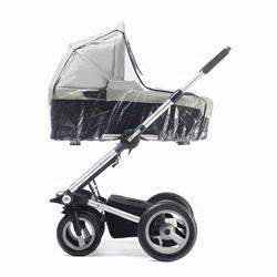 Mutsy DIV011 Rain Cover for Slider Carrycot
