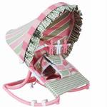 Hoohobbers Baby Rocker, Preppy Girl
