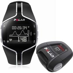 Polar FT80G1 Heart Rate Monitor 90035753, Black