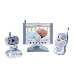 Summer Infant 02720 Complete Coverage Color Video Monitor Set