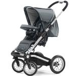 Mutsy 4Rider Light Stroller - Active Black