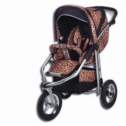Baby Bling Bbv333p Metamorphosis Jogging Stroller Viceroy