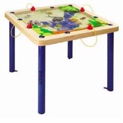 Educo Safari Tour Magnetic Sand Table ed2690