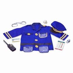 Melissa & Doug 4841 Police Officer Costume Role Play Set