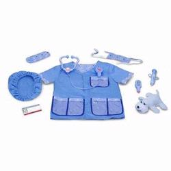 Melissa & Doug 4846 Veterinarian Costume Role Play Set