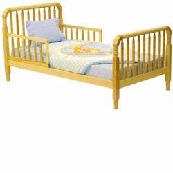 dream on me jenny lind toddler bed natural 644n - Jenny Lind Bed