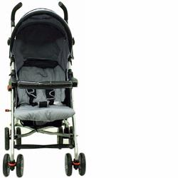 Dream On Me Bellissimo European Styled Stroller Gray 480G
