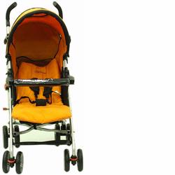 Dream On Me Bellissimo European Styled Stroller Orange 480O