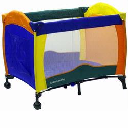 Dream On Me Incredible Value Fullsize PlayYard Multi Colored 435A