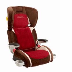 Compass B540 Premier Ultra Folding Adjustable Booster Car Seat Cranberry