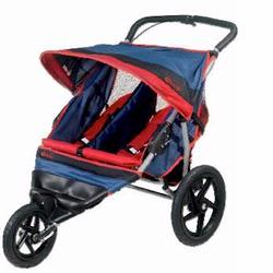 InSTEP 11-KS208 Run Around 2 Double Jogging Strollers