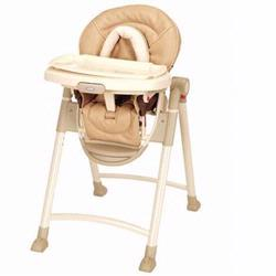 Graco 3A11PST Contempo Leather High Chair - Pebblestone  sc 1 st  HealthCheckSystems & Graco 3A11PST Contempo Leather High Chair - Pebblestone - Free ... islam-shia.org