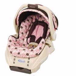 Graco 8f23bet3 Snugride Infant Car Seat In Betsey Design Free
