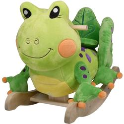 Rockabye 85026 Fergie Frog Rocking Toy