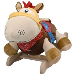 Rockabye 85029 Colt Horse Rocking Toy