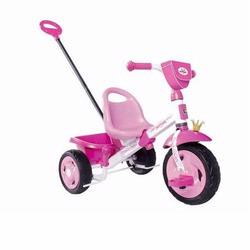 Kettler 8847-400 Happy Plus Princess Tricycle with Pushbar