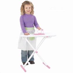 KidKraft 62111 Tiffany Bow Lil Doll Ironing Board Set