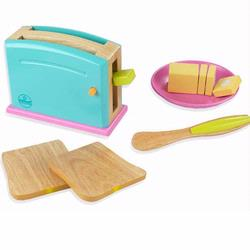 KidKraft 63176 Bright Toaster Set