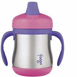 Thermos B1000PK3 Leak-Proof Handled Sippy Cup - Pink