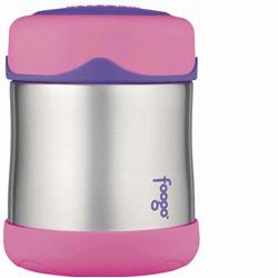 Thermos B3000PK2 Leak-Proof Food Jar - Pink