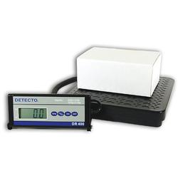 Detecto DR-150 Low-Profile Platform Scale 150 lb Capacity