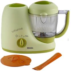 Beaba B2066 BabyCook 4 in 1 Feed Prep blender