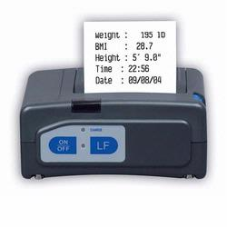 Detecto P-150 Mobile Tape Printer With Serial Interface