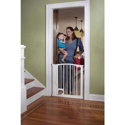 KidCo G180 Pinnacle Gateway Hands Free Safety Gate - White