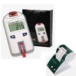CardioCheck PA Blood Testing Device and Printer