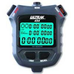 Ultrak 494 300 Lap Memory Electro Luminescent Stopwatch