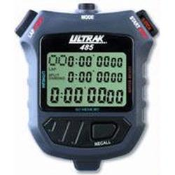 Ultrak 485 60 Lap Memory Stopwatch (With 3 Line Display)