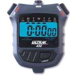 Ultrak 450 Simple Timer Electro Luminescent Stopwatch